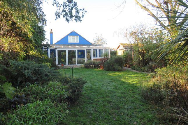 Thumbnail Detached bungalow for sale in Saunton Road, Hornchurch