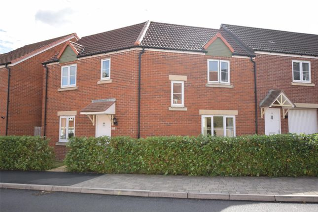 Thumbnail End terrace house for sale in The Mead, Keynsham, Bristol