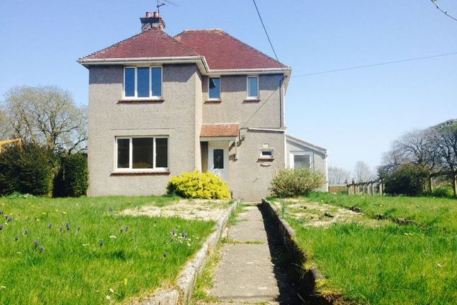 Thumbnail Detached house to rent in Four Winds, Sackmore Lane, Marnhull
