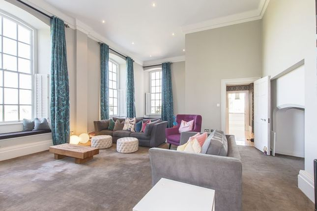 Thumbnail Flat for sale in Hill Hall, Theydon Mount, Epping