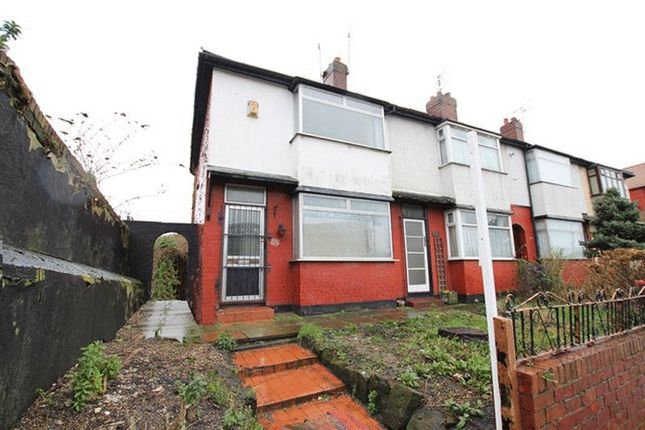 Thumbnail Terraced house for sale in Picton Road, Wavertree, Liverpool