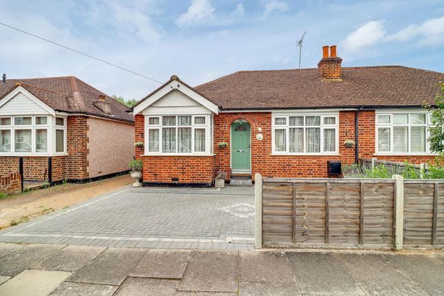 Semi-detached bungalow for sale in Farm Road, Staines