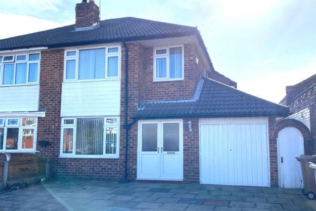 Thumbnail Semi-detached house to rent in Leasowe Road, Wallasey
