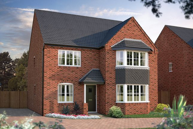 "Thumbnail Detached house for sale in ""The Oxford"" at Barnton Way, Sandbach"
