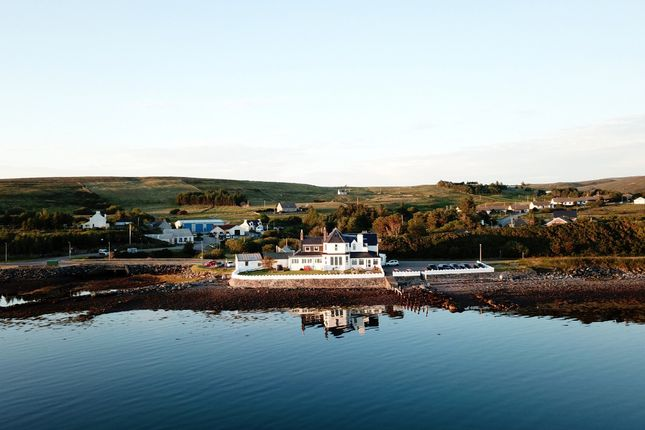 Thumbnail Hotel/guest house for sale in The Aultbea Hotel, Aultbea, Wester Ross