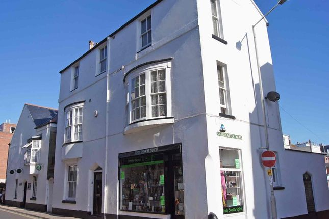 Thumbnail Detached house for sale in Gloucester Street, Weymouth