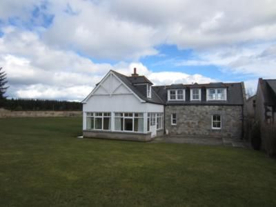 Thumbnail Detached house to rent in Maryculter, Aberdeenshire