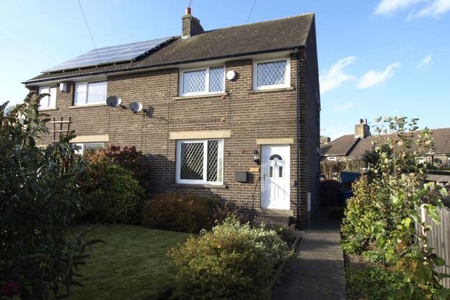 Thumbnail Semi-detached house for sale in Martin Croft, Silkstone, Barnsley, South Yorkshire