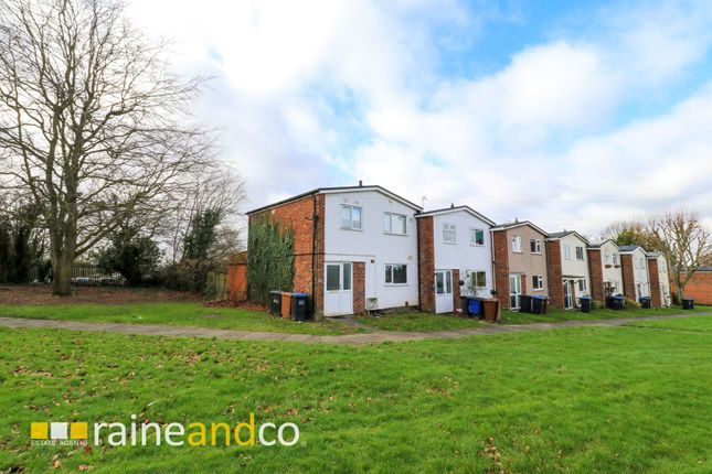 Thumbnail End terrace house for sale in Chennells, Hatfield