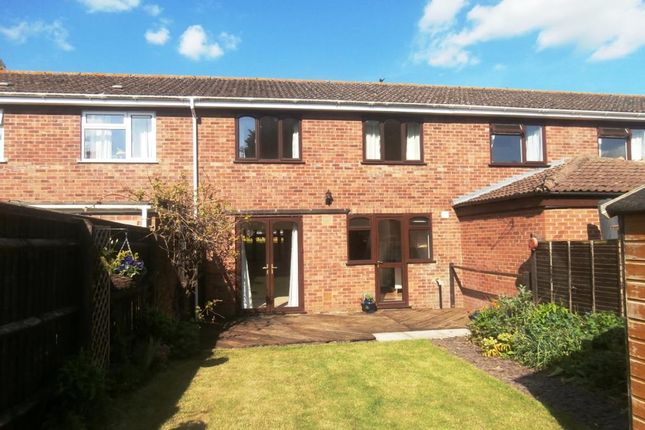 Thumbnail Terraced house to rent in Longworth, Oxfordshire