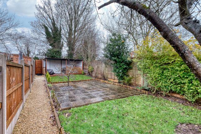Garden of The Meadway, Headless Cross, Redditch B97