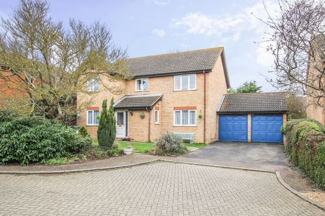 Thumbnail Detached house for sale in Flaggs Meadow, Olney