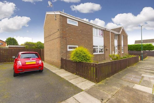 Thumbnail Flat for sale in Hornbeam Close, Ormesby, Middlesbrough