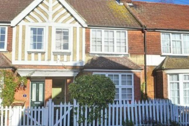 Thumbnail Terraced house to rent in Aynscombe Angle, Orpington