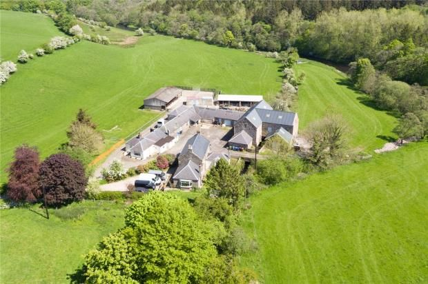 Thumbnail Farm for sale in Monkwood Mill (The Whole), Maybole, Ayrshire