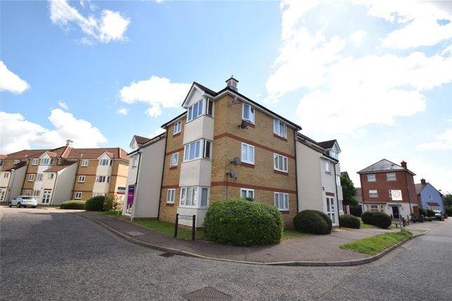 Thumbnail Flat to rent in Carraways, Witham