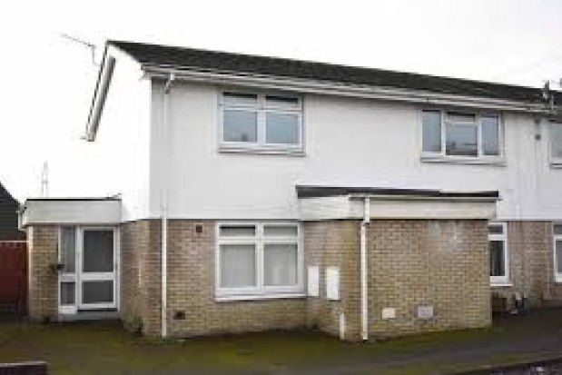 Thumbnail Flat to rent in Heol Y Llan, Swansea