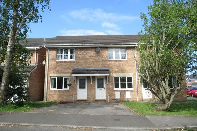 Thumbnail Terraced house to rent in Llys Eglwys, Maes-Yr-Hendre, Broadlands, Bridgend