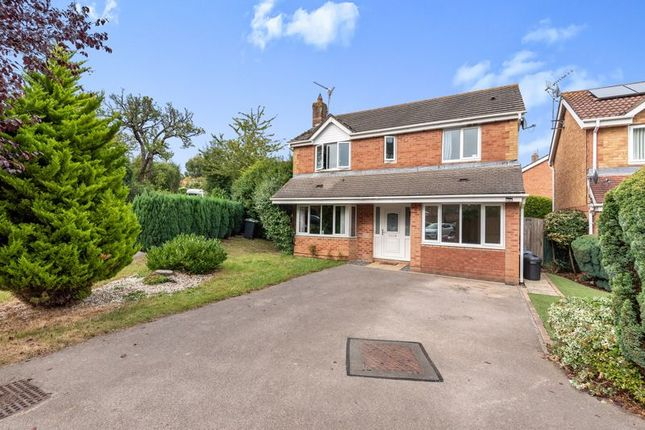 5 bed detached house for sale in The Paddocks, Undy, Monmouthshire NP26