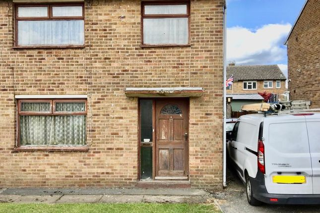Thumbnail Semi-detached house for sale in Mount Avenue, Heckmondwike