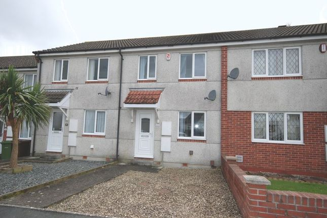 2 bed terraced house for sale in Cayley Way, Plymouth