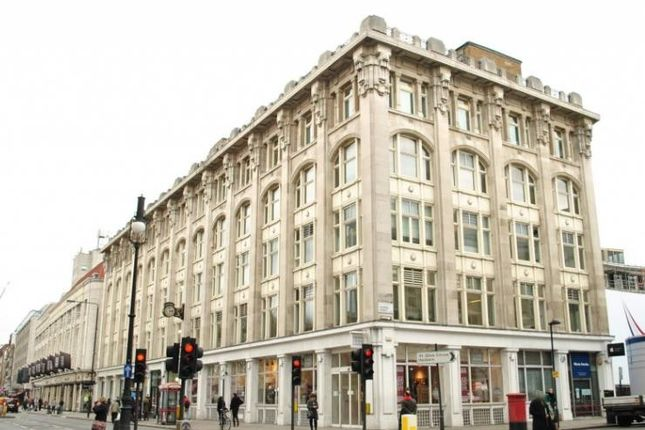 Thumbnail Office to let in 200-208 Tottenham Court Road, London