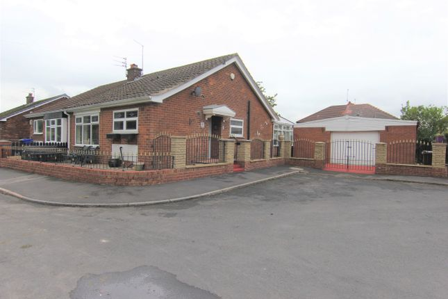 2 bed semi-detached bungalow for sale in Legh Drive, Audenshaw, Manchester M34