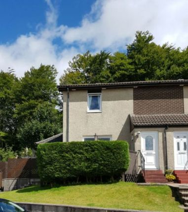 Thumbnail Semi-detached house for sale in Duntrune Place, Lochgilphead