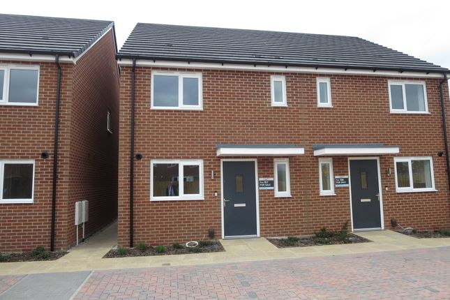 Thumbnail Semi-detached house for sale in Boothen Old Road, Stoke, Stoke-On-Trent