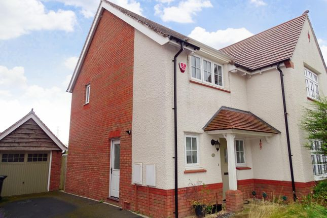 Thumbnail Property to rent in Monmouth Castle Drive, Newport