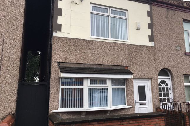 Thumbnail End terrace house to rent in Wargrave Road, Newton-Le-Willows, Merseyside