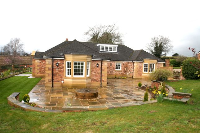 Thumbnail Detached house to rent in Mill Lane, Little Budworth