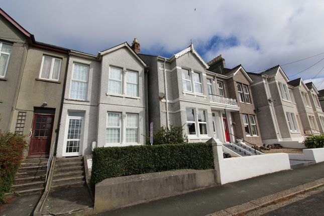Thumbnail Terraced house for sale in North Road, Torpoint