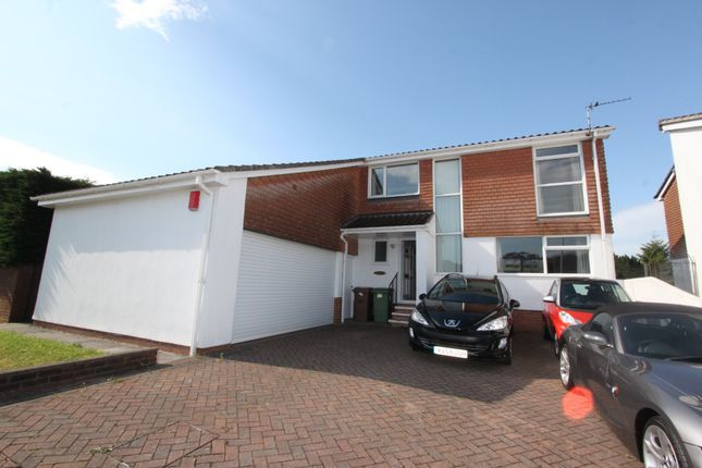 Thumbnail Detached house to rent in Windermere Crescent, Derriford, Plymouth
