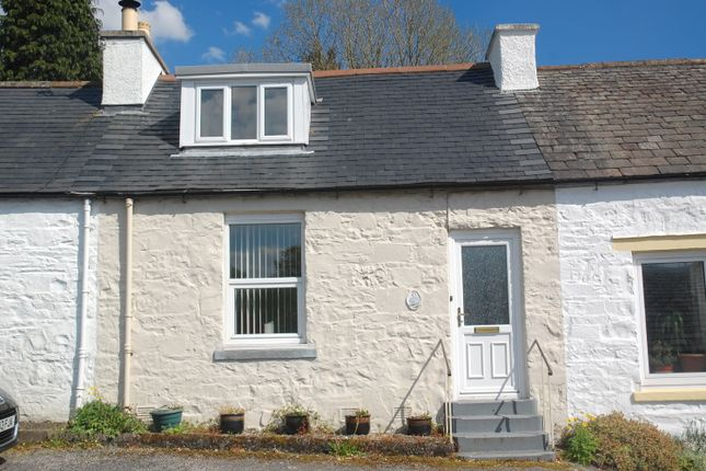 Thumbnail Terraced house for sale in 43 Kirkland Street, St John's Town Of Dalry