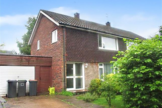 Thumbnail Semi-detached house to rent in St Michaels Square, Bramcote, Nottingham