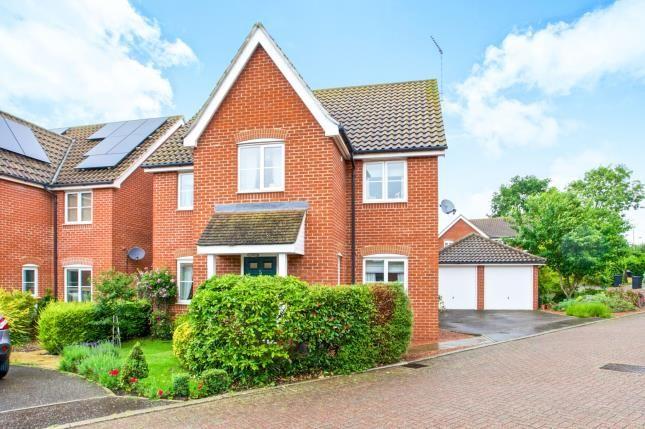 Thumbnail Detached house for sale in Downham Market, Norfolk