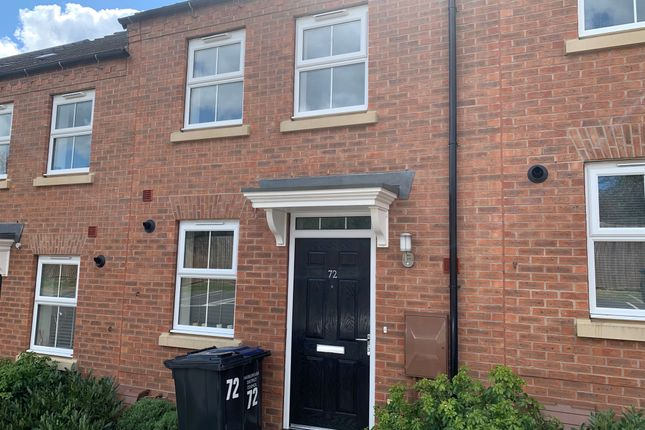2 bed terraced house for sale in Longbreach Road, Kibworth Harcourt, Leicester LE8