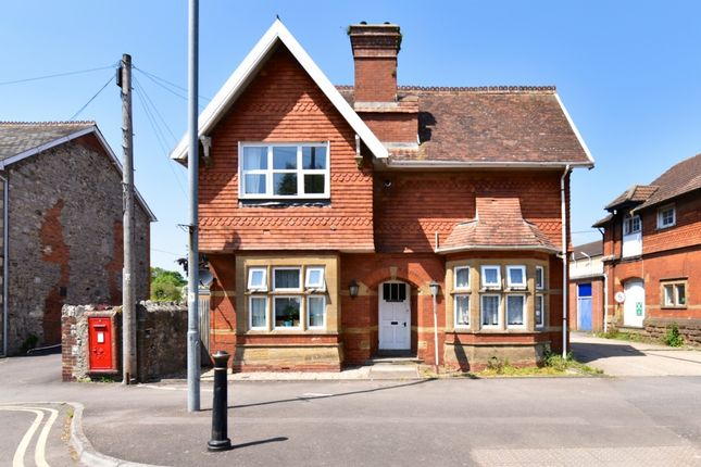 Thumbnail Detached house for sale in East Street, Chard
