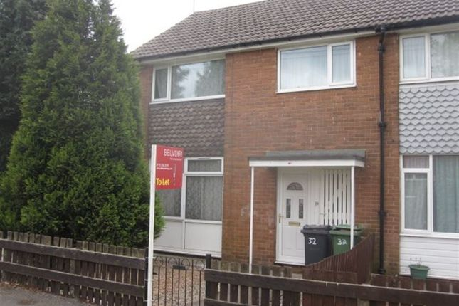 Thumbnail Property to rent in Broom Gardens, Leeds, West Yorkshire