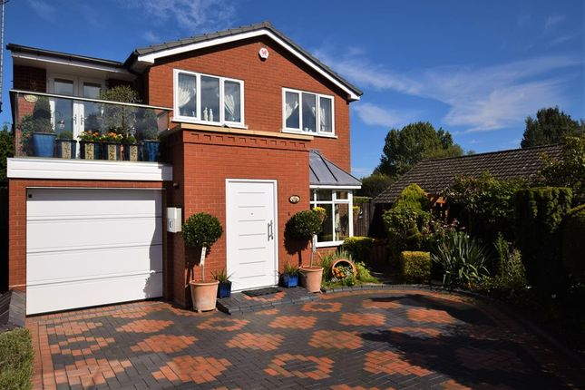 Detached house in  Abbots Close  Knowle  Solihull  Birmingham