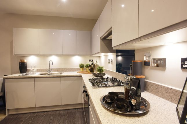 Thumbnail Flat for sale in Apt 22 Abbotsbury Court, Garden Square East, Dickens Heath