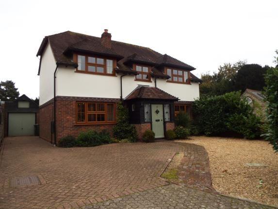 Thumbnail Detached house for sale in Warblington, Havant, Hampshire