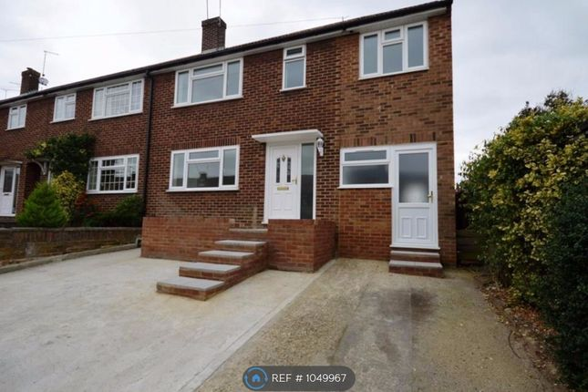 Thumbnail End terrace house to rent in Gloucester Avenue, Chelmsford