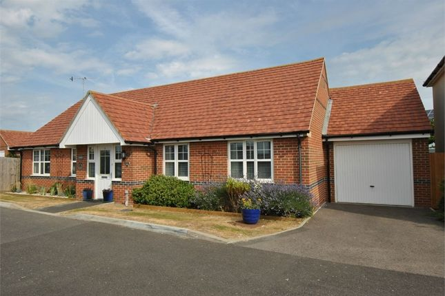 Thumbnail Detached bungalow for sale in The Sidings, Bexhill-On-Sea, East Sussex
