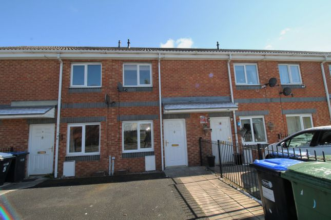 2 bed terraced house to rent in Rock Farm Mews, Wheatley Hill, Durham DH6