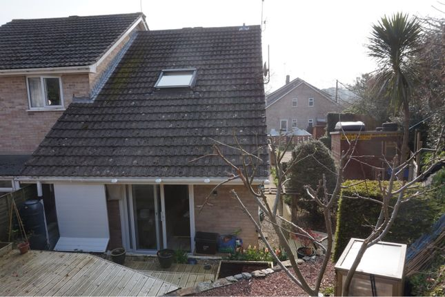 Thumbnail Terraced house for sale in Polgover Way, Par