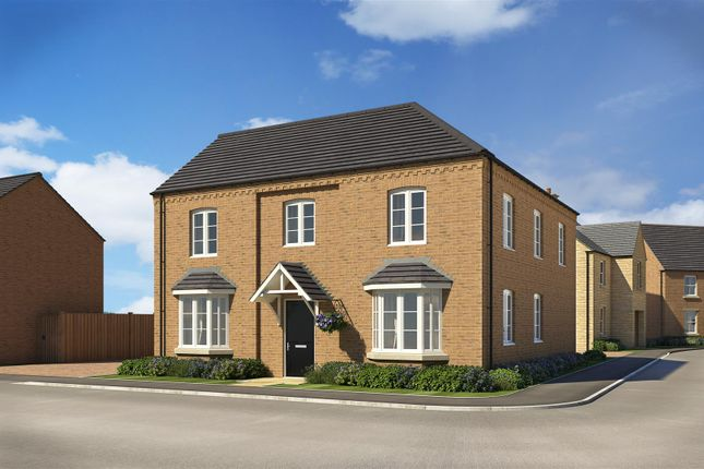 Thumbnail Detached house for sale in Burford Road, Witney, Oxfordshire