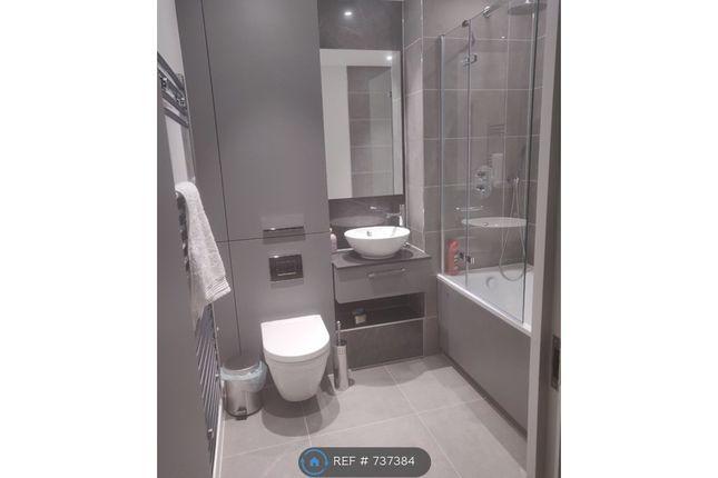 Main Bathroom of Forrester Way, London E15