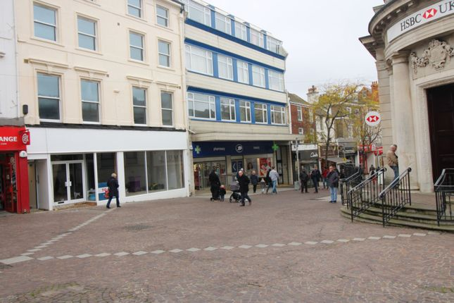 Thumbnail Retail premises to let in Sandgate Road, Folkestone